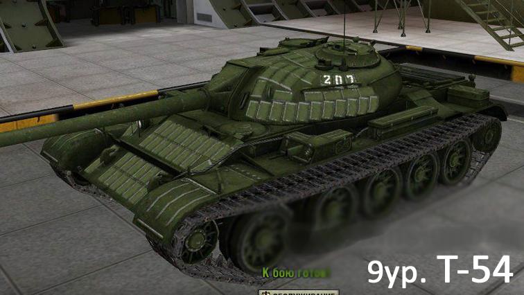 World Of Tanks Лучший Тт 9 Уровня